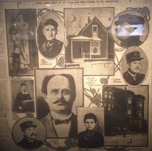 New H H Holmes Murder Castle Photo Found Mysterious Chicago Tours