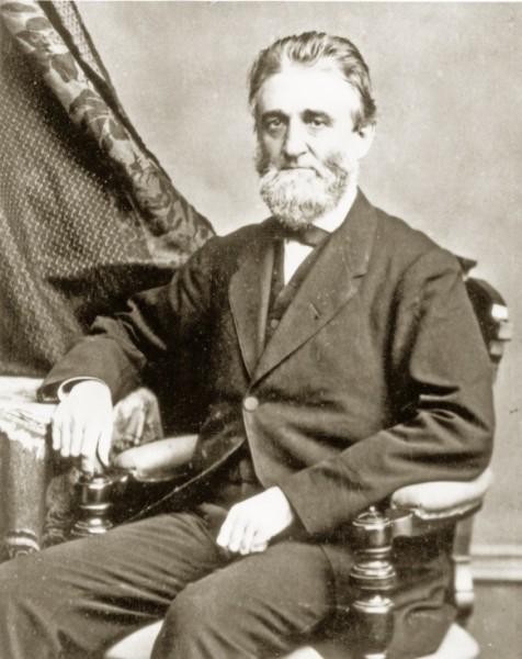 Wilbur F. Storey.