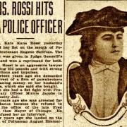 Kate Kane Rossi, 1914, examiner