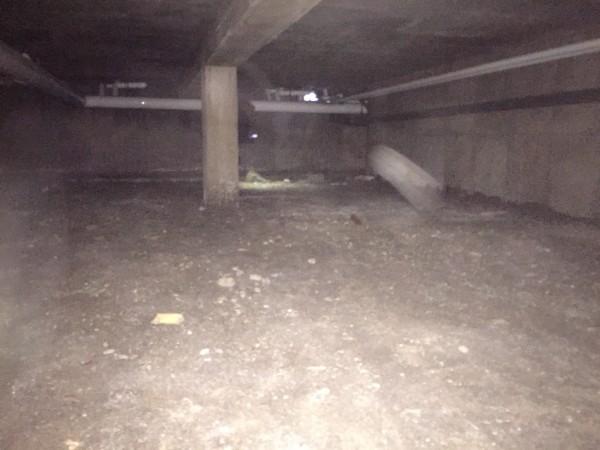 Basement rubble space