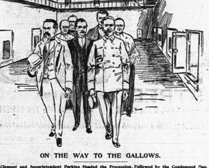 "The ""Death March"" in the Philadelphia Press"